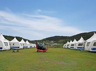 카라반캠핑카A